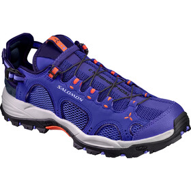 Salomon W's Techamphibian 3 Shoes spectrum blue/baja blue/flame